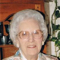 Alma Frances Johnson