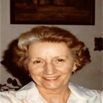 """Joyce W. """"Judy"""" Mulholland"""