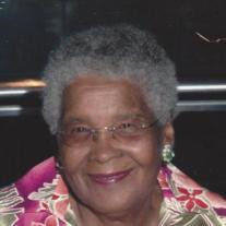 Mildred Ethel Green