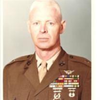 Lt. Col. Terry Wells Cannon U. S. M. C. Ret.