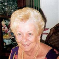 Marie Louise Van Cauwenberge