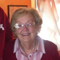 Mrs. Dorothy McCauley