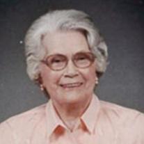 Agnes Gertrude Edge