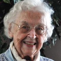 Mrs. Lorraine M. Bryan