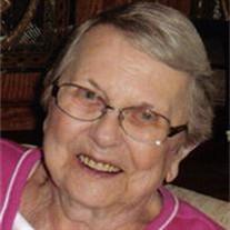 Mary Louise Rowan