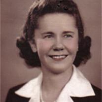 Betty Jane Leonard