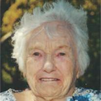 Harriett Blanche Schumacher
