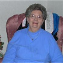 Ruth Marilyn Baker