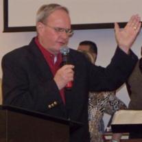 Reverend Jerry Wayne Sudberry