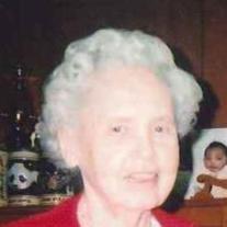 Margaret Virginia Wolf