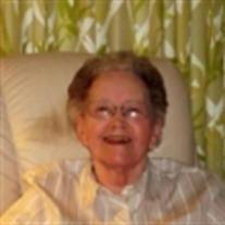 Evelyn May Crutchfield