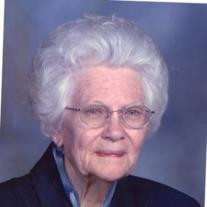 Doris Hardy Henderson