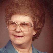 Mrs Elizabeth W Carson