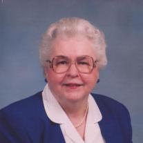 Lavinia McCart Lindley