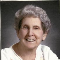 "Mrs Dora Elizabeth 'Betty"" Roos"