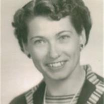 Margaret Vera Gibson