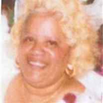 Mary Willie Scott