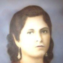 Maria Trinidad Sauceda