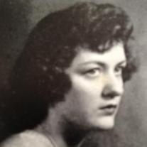 Mary Beryl O'Dell