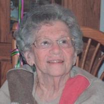 Ruth Anne  Meerdter