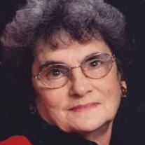 Shirley Jeanette Johnston