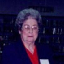 Margaret Duke Jones