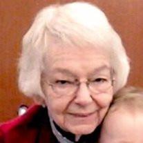 Mrs. Elizabeth  B. Robinson