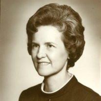 Harriet M Watts