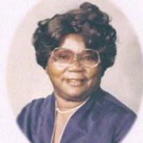 Mrs. Nettie Bell