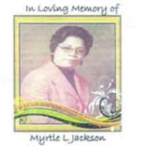 Ms. Myrtle Lucille Jackson