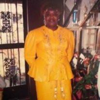 Mrs. Maple Lee Buchanan