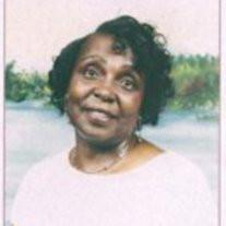 Mrs. Irene Saunders