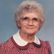 Thelma Briscoe Willis