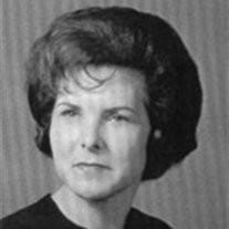 Betty  Ambrose Cambron