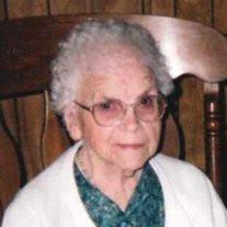Mrs. Albertha Thompson Hunt