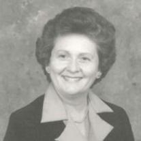 Mrs. Mary Elizabeth Holmes