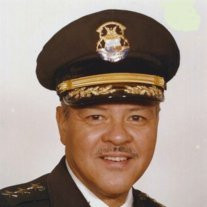 Executive Deputy Chief Frank A. Blount