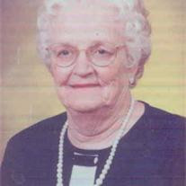 Mary M. Durben