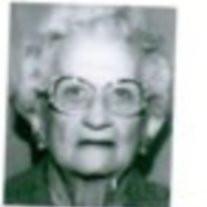 Mrs Clara D. Parat
