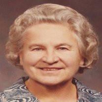 Mrs.  Peggy Sosnoski