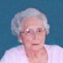 Mrs. Edna Vuncannon Wilson