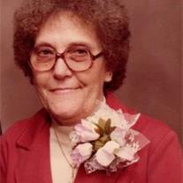 Nettie Bosley